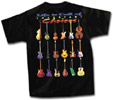 bass guitar shirt