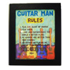 guitar man rules art