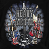 Heavy Metal Guitars T-shirt